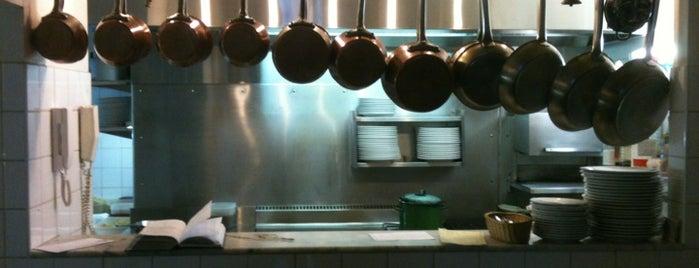 Le Grain de Sel is one of My Personal Shortlist of Restaurants.