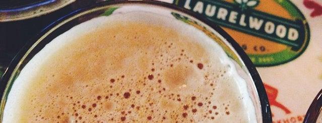 Laurelwood Public House & Brewery is one of uwishunu portland.