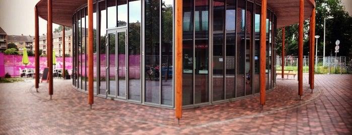 Paviljoen NoorderOOG is one of I ♥ Noord.