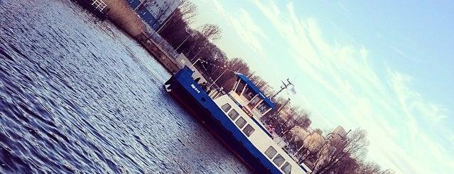 GVB Veer - Azartplein → Zamenhofstraat is one of I ♥ Noord.