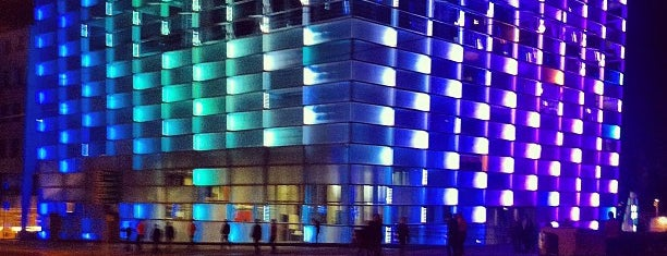 Ars Electronica Center is one of All Time Favorites Linz.