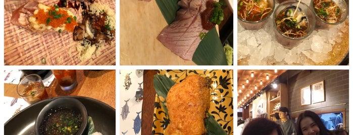 Maguro Sushi is one of Bangkok Gastronomy.