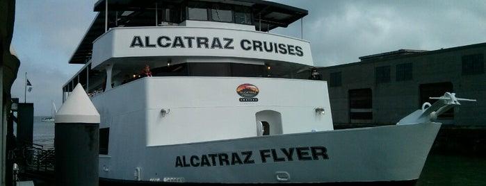 Alcatraz Cruises is one of Cali + Vegas trip 2012.
