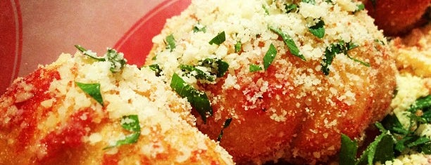 Parm is one of The New Yorkers: Ladies Who Lunch.