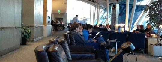 American Airlines Admirals Club is one of All-time favorites in United States.