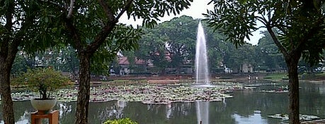 Taman Situ Lembang is one of Enjoy Jakarta 2012 #4sqCities.