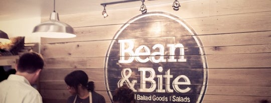 Bean & Bite is one of dc drinks + food + coffee.