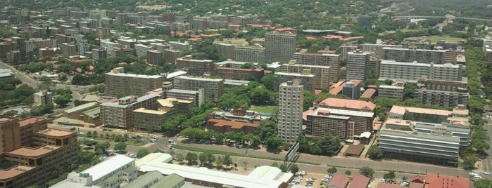 Pretoria is one of Capital Cities of the World.