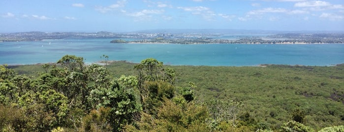 Rangitoto Island Summit is one of NZ to go.