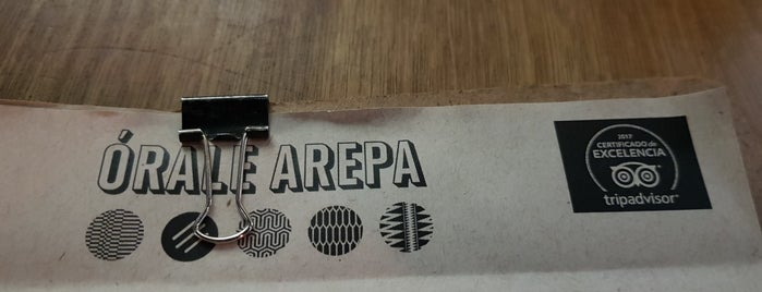 Órale Arepa is one of Mexico City.