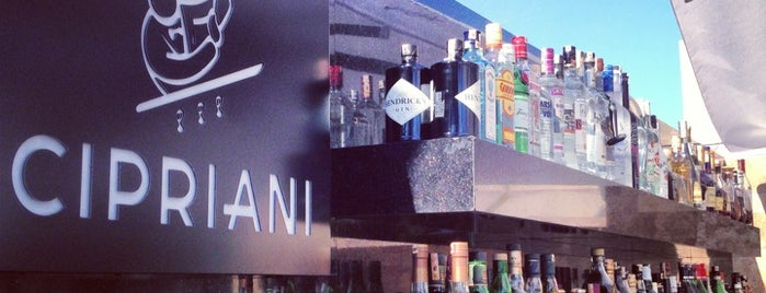 Cipriani is one of All time favorites in turkey.