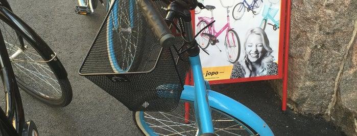 Bicyclean Helsinki is one of Helsinki.