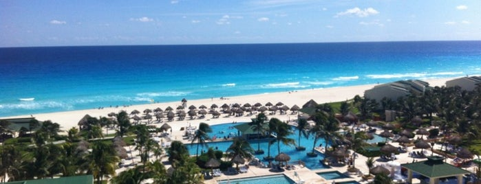 Iberostar Cancún is one of The 15 Best Places for Tropical Drinks in Cancún.
