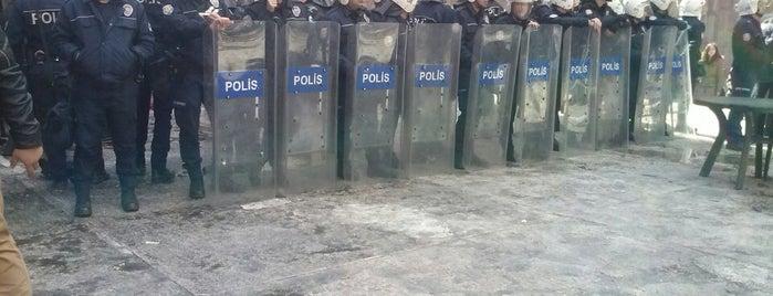 DTCF Orta Bahçe is one of Özledikçe gideyim - Ankara.