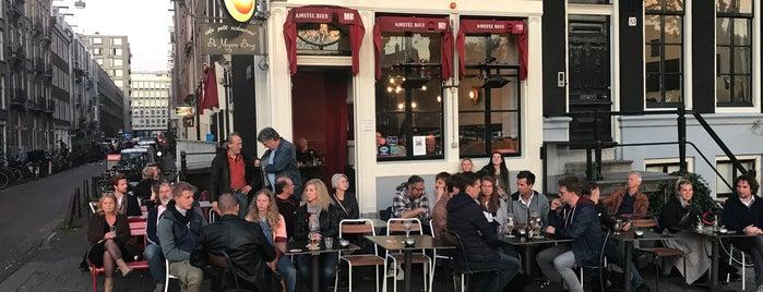 Café De Magere Brug is one of bares.