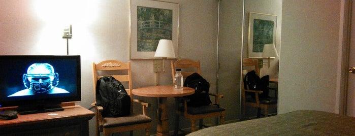 San Simeon Lodge is one of USA - Hotel.