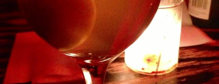 Sake Bar Decibel is one of Manhattan Essentials.