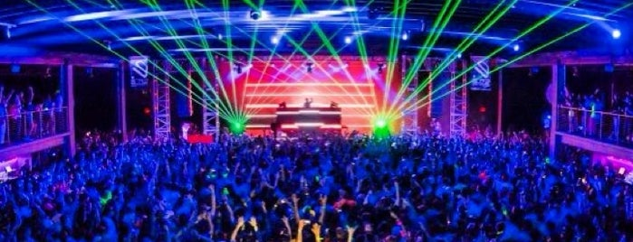 Echostage is one of The 15 Best Places with a Balcony in Washington.