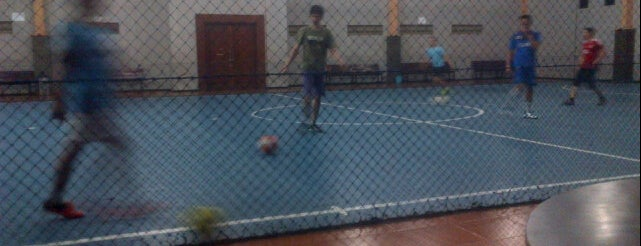 Futsal Papa Kuning is one of All-time favorites in Indonesia.