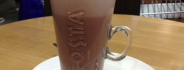 Costa Coffee is one of Places.