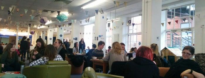 Hidden Cafe is one of uk.