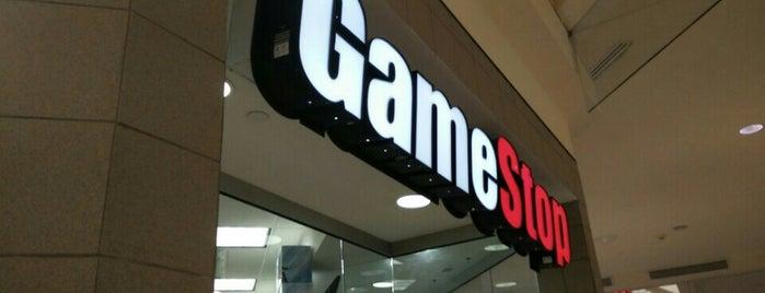 GameStop is one of Tiendas en PLAZA.