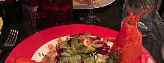 Favorites restaurants in Paris
