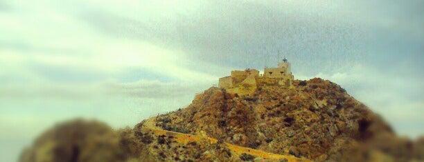 Faro De San Telmo is one of Faros.