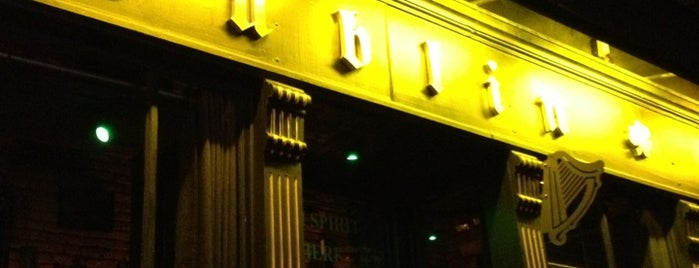 Dublin Live Music is one of Henri's TOP Bars!.