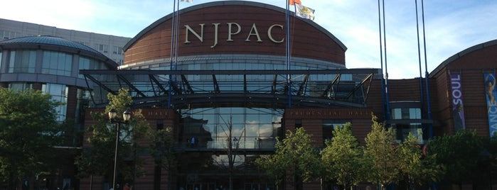 New Jersey Performing Arts Center (NJPAC) is one of SEOUL NEW JERSEY.