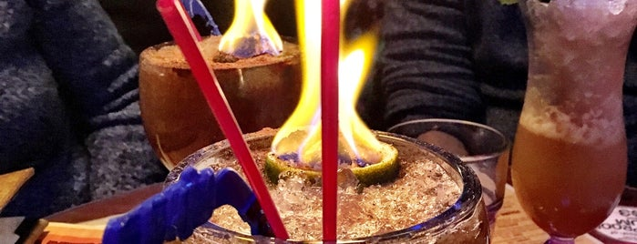 Hale Pele is one of 50 Top Cocktail Bars in the U.S..