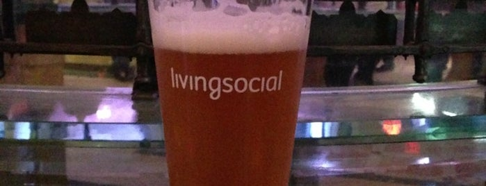 Livingsocial Beerfest is one of favorite places.