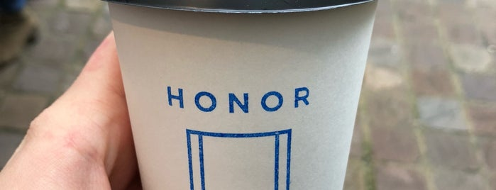Honor is one of Paris.