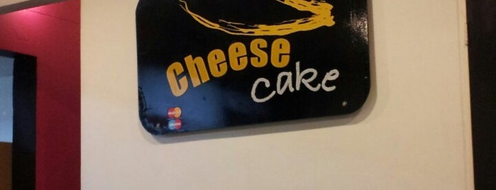 Cheese Cake is one of RESTAURANTES MEDELLIN.