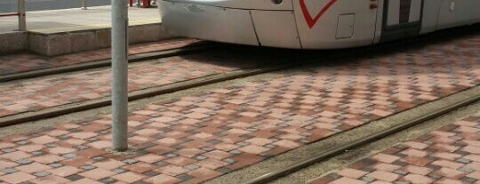 Beyazşehir 1 Kayseray Durağı is one of Kayseri Organize Sanayi - İldem Tramvay Hattı.