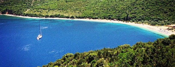 Antisamos Beach is one of Favorite Great Outdoors.