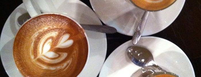 Benjamin Coffee & Tea is one of Must Visit Coffee Places ☕.