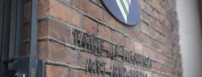 TTVO is one of Harrasteet, puistot & muut mestat.