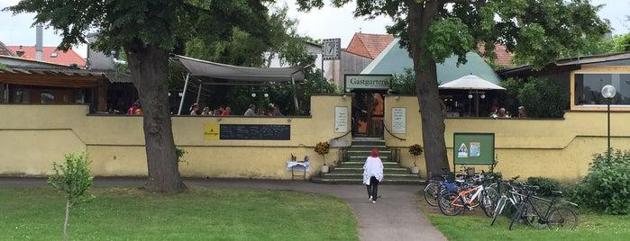 Gastgarten Tulln is one of Draußen.