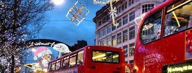 Oxford Street is one of Best places in London, United Kingdom.