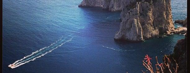 Faraglioni is one of Naples, Capri & Amalfi Coast.