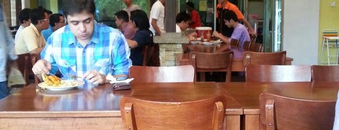 Pak Lah Cafe is one of Makan @ Melaka/N9/Johor #15.