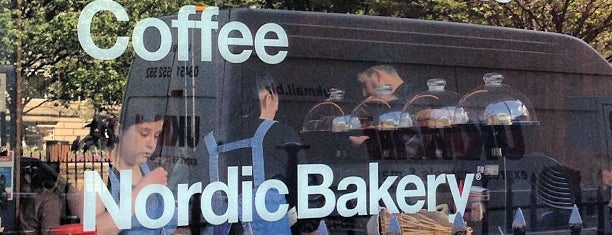Nordic Bakery is one of A Weekend in the City of London.