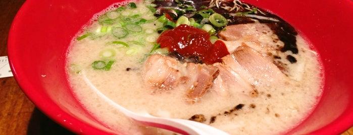 一風堂 横浜ポルタ店 is one of ramen.