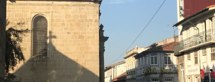 Casinha Boutique Café is one of Braga.