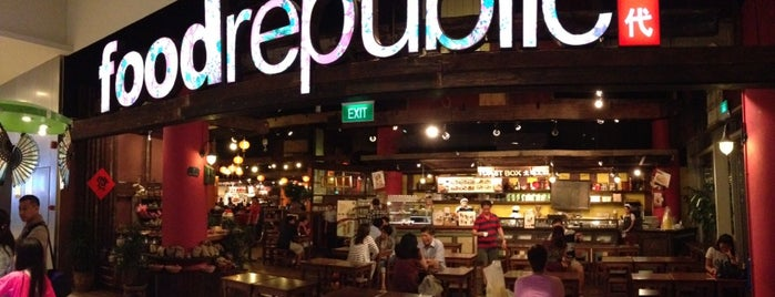 Food Republic is one of Awesome Food Places All Over.