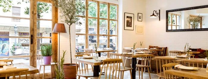 Santa Gula is one of restaurants bcn qualitat.