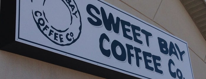 Sweet Bay Coffee Co. is one of I-40 Coffee Trail.