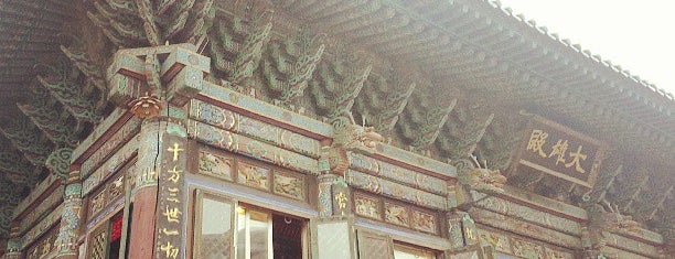 奉恩寺 is one of life of learning.
