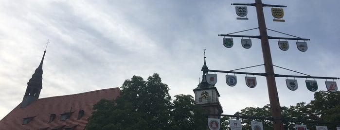 Der Rote Hirsch is one of Stuttgart To Do.